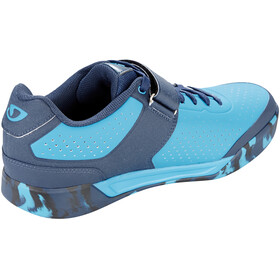 Giro Chamber II Shoes Men midnight/blue